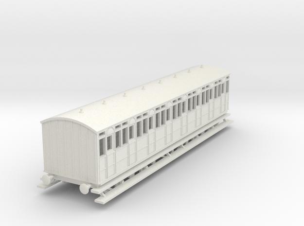 o-87-metropolitan-8w-all-third-coach in White Natural Versatile Plastic