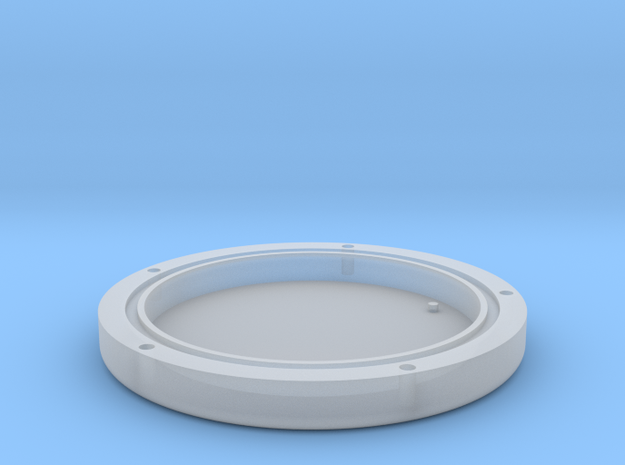 A103-PET-1.0 B top in Smooth Fine Detail Plastic