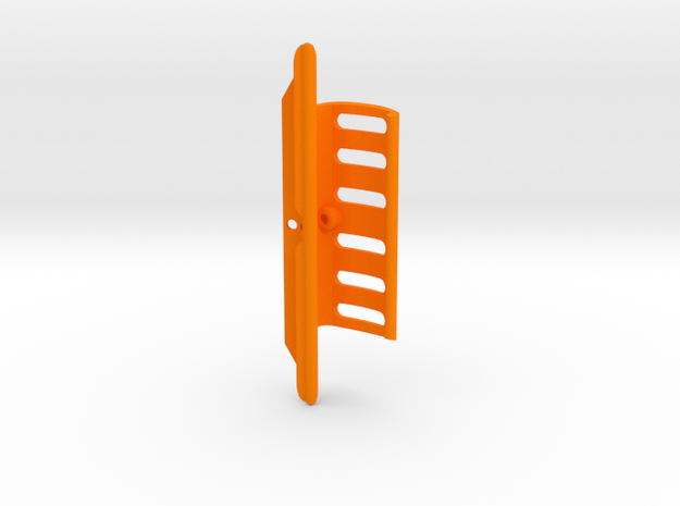3  7/16 slot: Precision 18, DM375 MastGate in Orange Processed Versatile Plastic