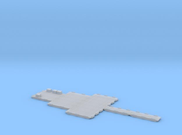 1/2400 Trident Modular Causeway