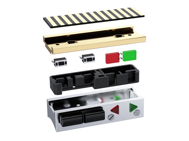 CU box switches holder