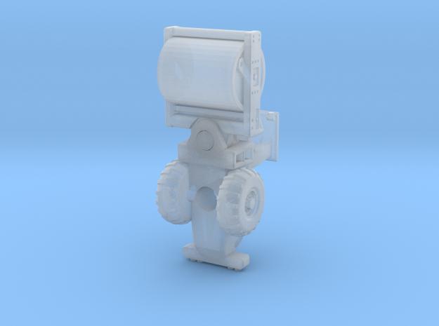 Cat CS533E Paving Roller rev2 in Smoothest Fine Detail Plastic: 1:400