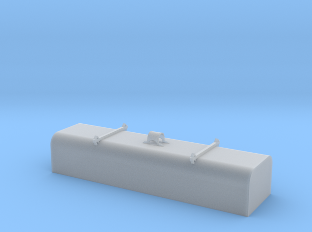 Coil Car Cover - HOscale in Smooth Fine Detail Plastic