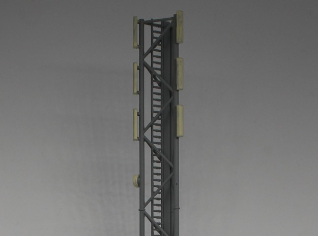 N Scale GSM Tower 208mm