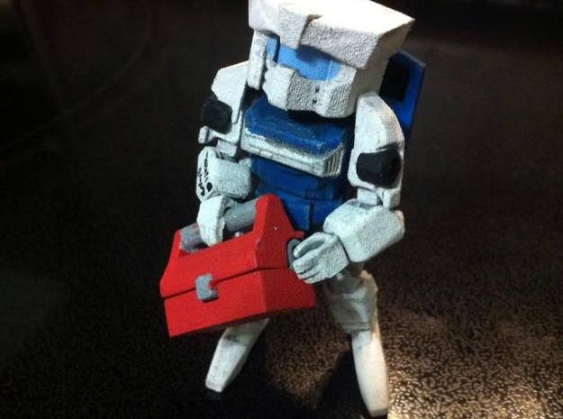 MiniBot - Disposal