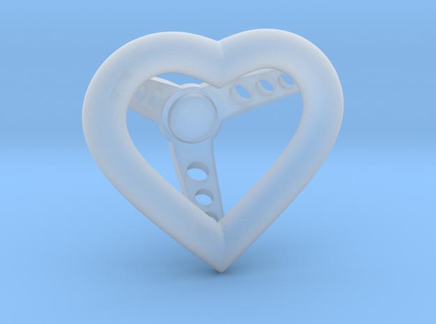 1:25 Heart Steering Wheel Hole Support