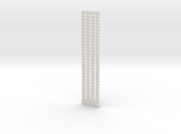 HOea12 - Architectural elements 1 in White Natural Versatile Plastic