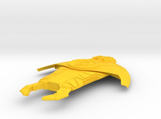 Cardassian Union - Hideki in Yellow Processed Versatile Plastic