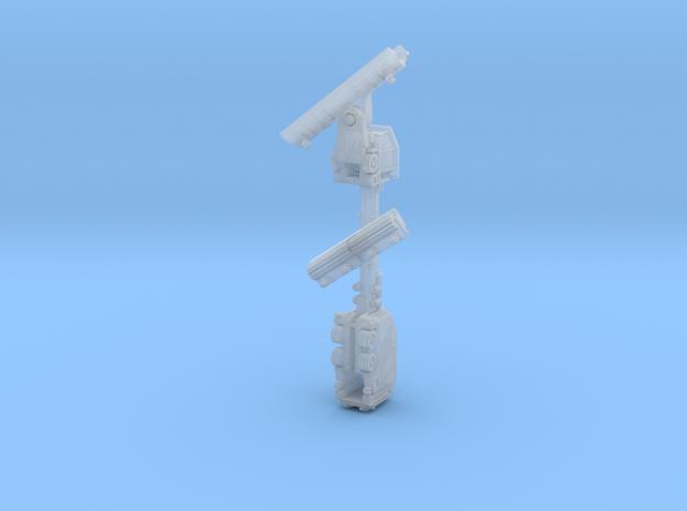 Vammas PSB5500 snow plow rev2 in Smoothest Fine Detail Plastic: 1:400