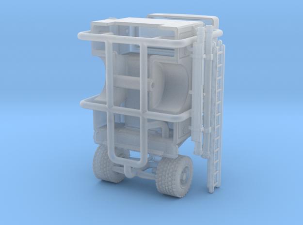1/160 Mack CF Engine body w/ highside compartments