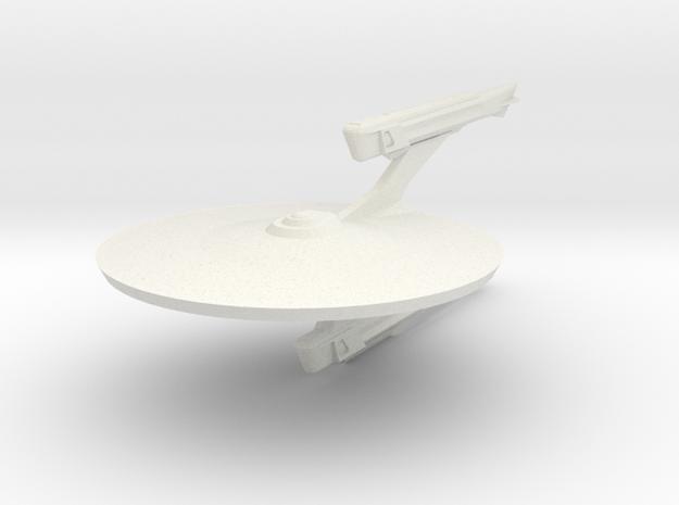 3788 Akula class in White Natural Versatile Plastic