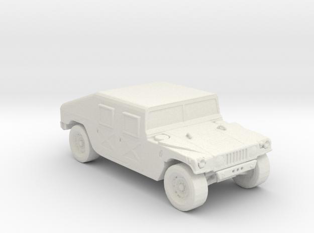 m966 220 scale in White Natural Versatile Plastic