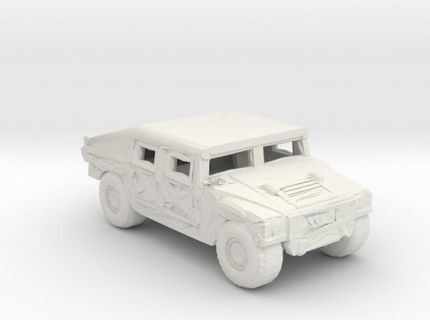 m966v2 285 scale in White Natural Versatile Plastic
