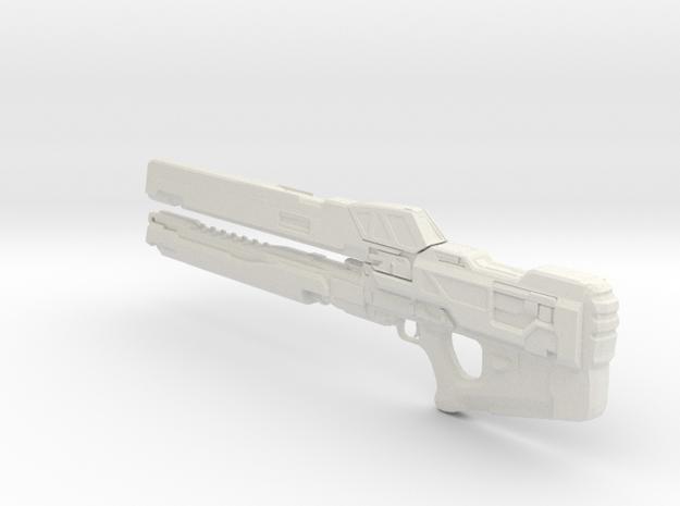 1-3rd Scale Halo Rail Gun (repaired)