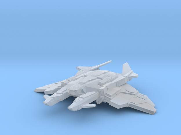 Templar Interceptor in Smooth Fine Detail Plastic