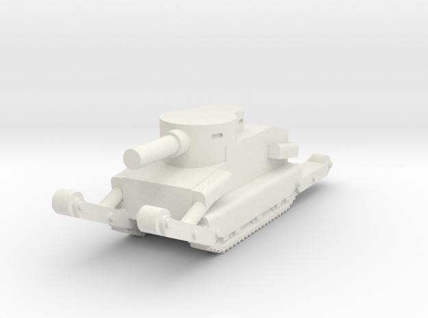 Motorgeschutz (Austria-Hungary) in White Natural Versatile Plastic