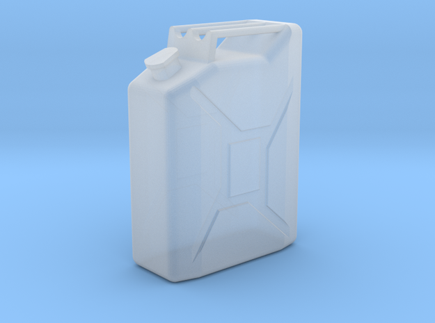 1/35 MILITARY NATO 20lt FUEL JERRY CAN in Smoothest Fine Detail Plastic
