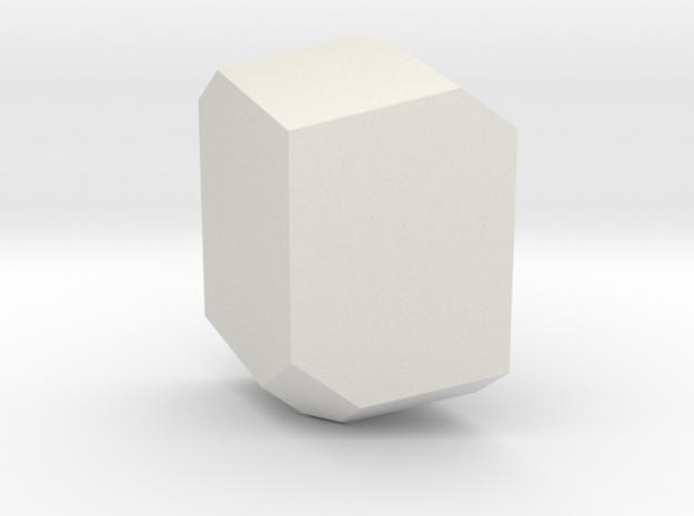 Orthoclase 3 in White Natural Versatile Plastic