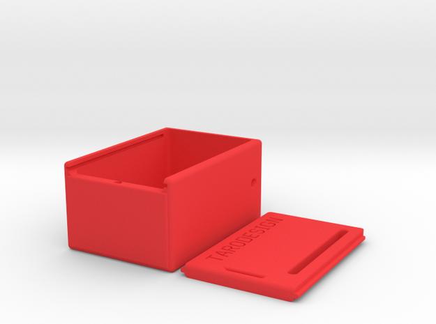 Save Boro Tank Save Boro Tank in Red Processed Versatile Plastic