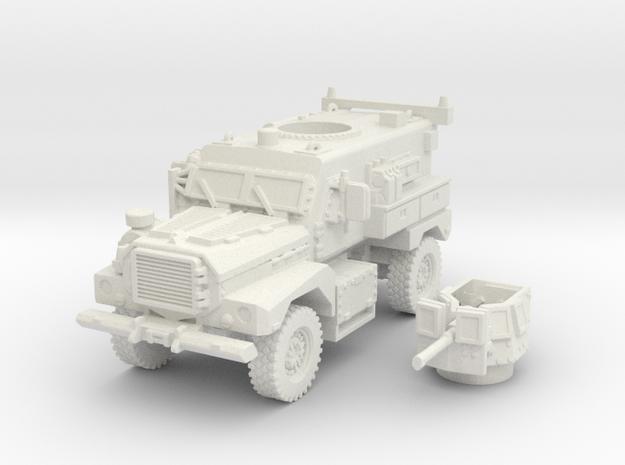 MRAP cougar 4x4 scale 1/100
