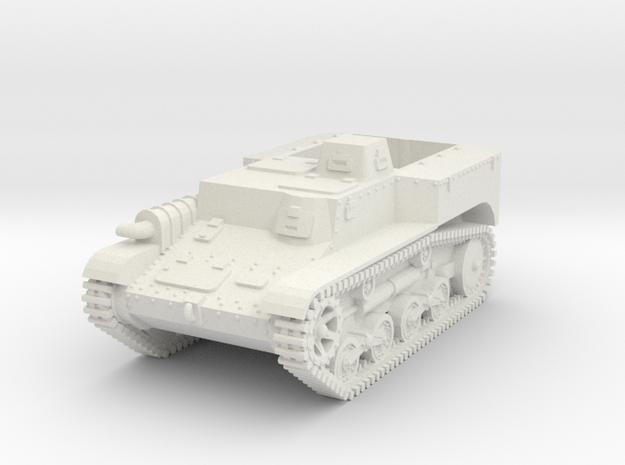 1/72 Type 98 So-Da APC in White Natural Versatile Plastic
