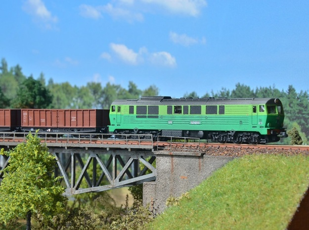 1:220-PKP set 401Zk + 401Zk  in Smoothest Fine Detail Plastic