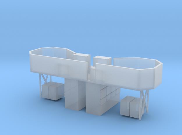 1/96 HMS Garland 20mm Bridge