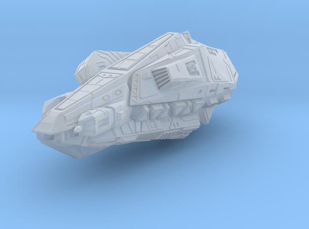 Amun- Ra Stealth frigate in Smooth Fine Detail Plastic