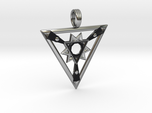 ENERGY FORGE in Antique Silver