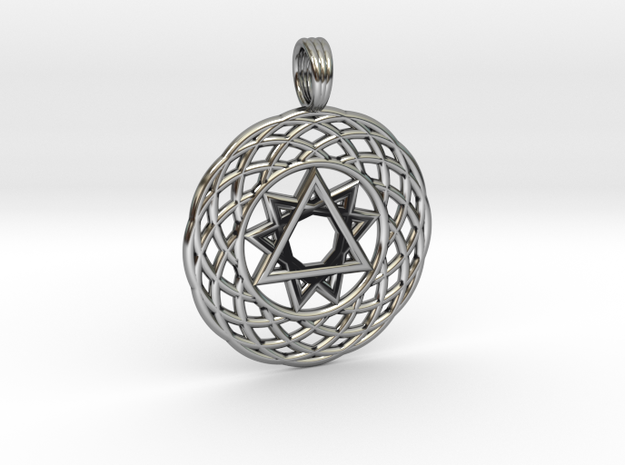 SPHERICORE in Antique Silver