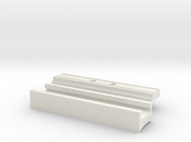 Starkiller Control Box(Long) in White Natural Versatile Plastic