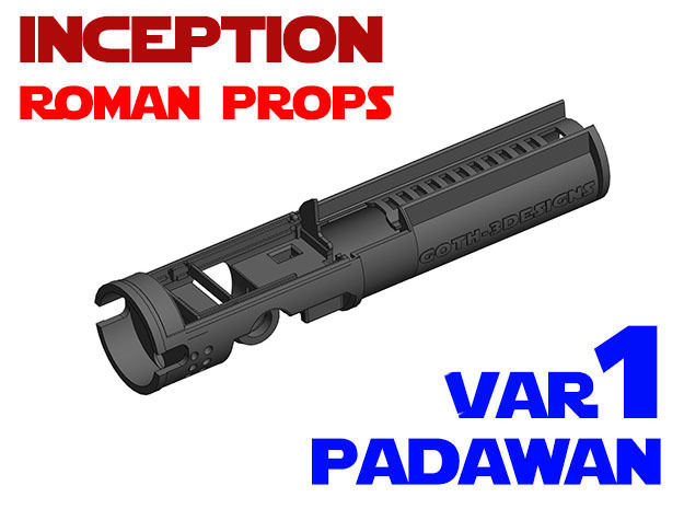 Roman Props Inception - Padawan Var 1