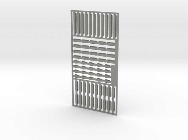 Zinc Anodes MgDuff in Gray Professional Plastic