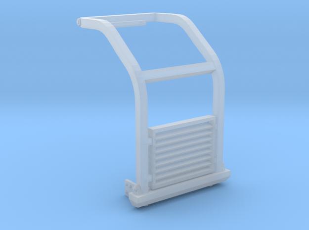 1:50 963D Track Loader Sweeps  in Smooth Fine Detail Plastic