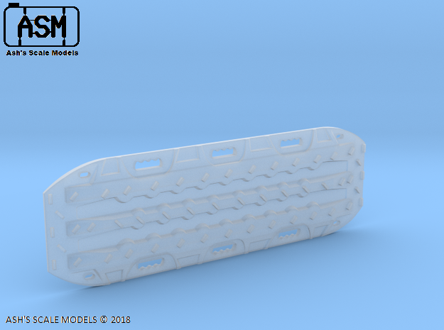 1/35 RECOVERY TRACKS in Smoothest Fine Detail Plastic: 1:10
