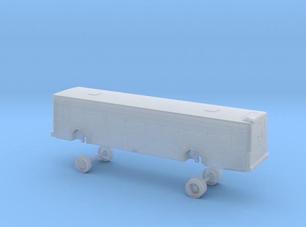 N Scale Bus Gillig Low Floor Skagit Transit 140s in Smooth Fine Detail Plastic