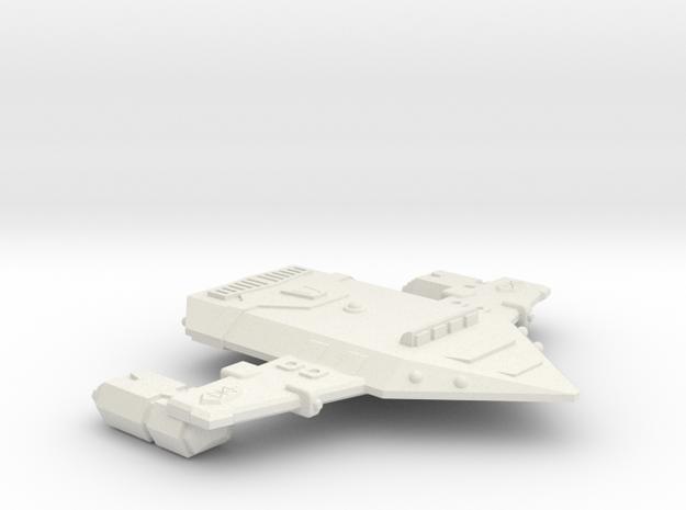 3125 Scale Orion Salvage Cruiser CVN in White Natural Versatile Plastic