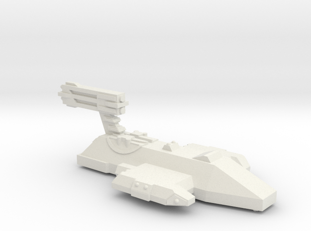 3125 Scale LDR Mountain Lion (DND) CVN in White Natural Versatile Plastic