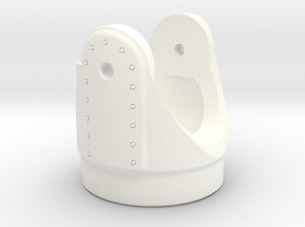 1.4 FLIR CAMERA (B) in White Processed Versatile Plastic
