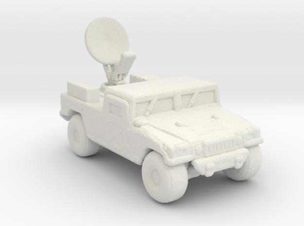 M1097a2 - TSC155 220 scale in White Natural Versatile Plastic