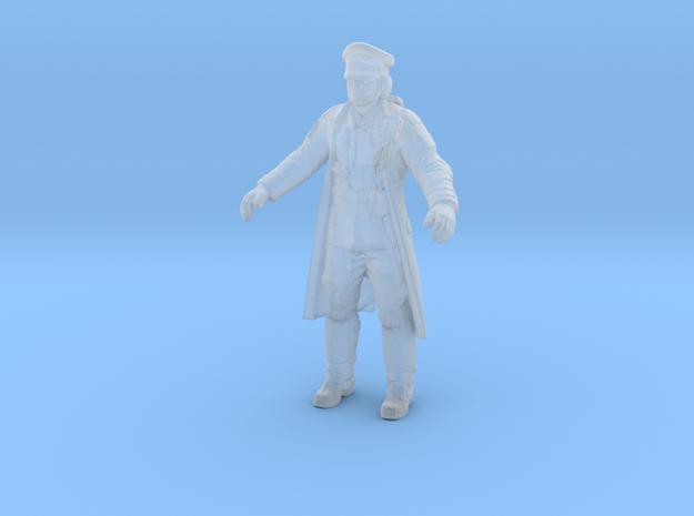 Wolfenstein Colossus Nazi officer in Smooth Fine Detail Plastic