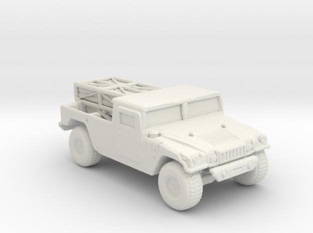 M1097a1 EFOGP 160 scale in White Natural Versatile Plastic