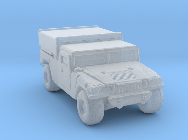 M1097a2 EFOGM 285 scale in Smooth Fine Detail Plastic