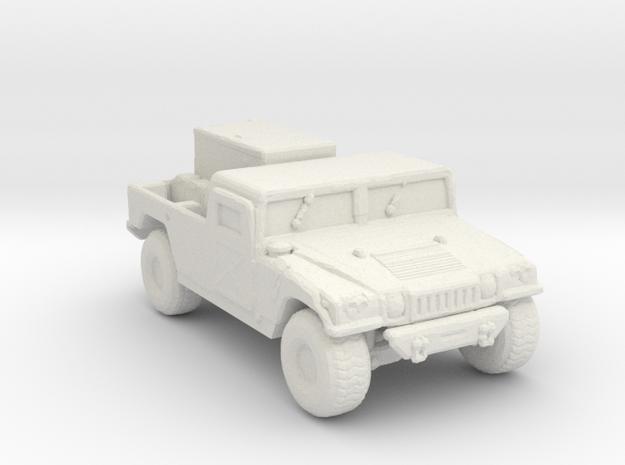 M1097a2 GEN 220 scale in White Natural Versatile Plastic