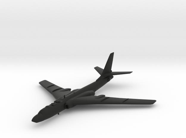 Xian H-6 in Black Natural Versatile Plastic: 1:200