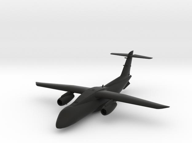 Fairchild Dornier 328JET in Black Natural Versatile Plastic
