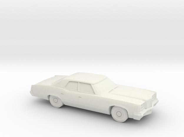 1/87 1972 Pontiac Catalina Sedan