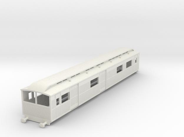o-100-lyr-electric-baggage-car-3029 in White Natural Versatile Plastic