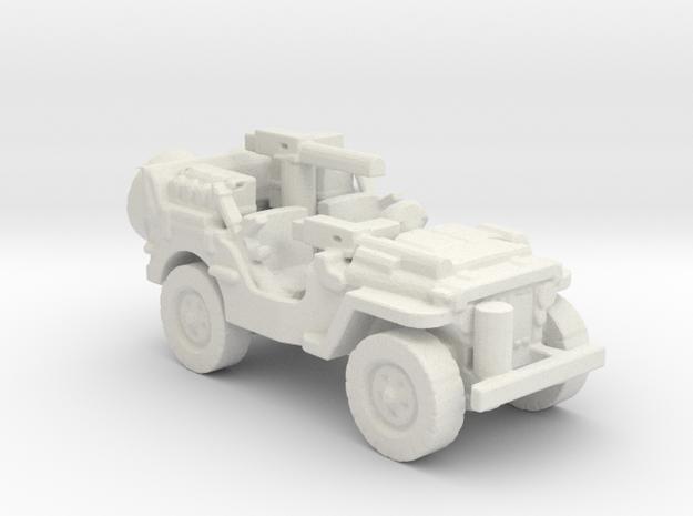 1/100 SAS Jeep ww2  1