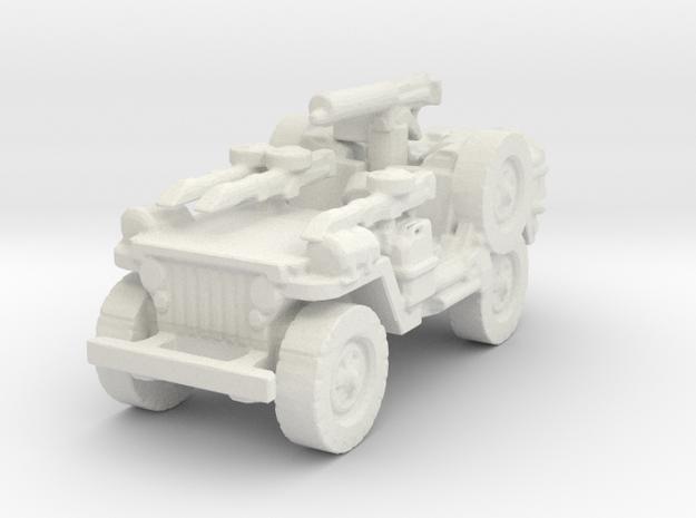 1/100 LRDG Jeep  6